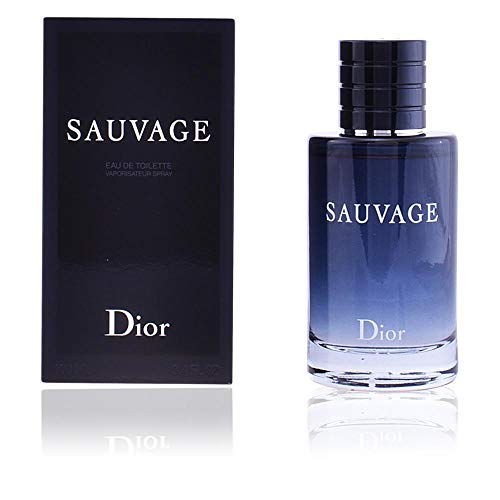 Christian Dior Sauvage Eau de Toilette Herren spray, 1er Pack (1 x 200 g) -