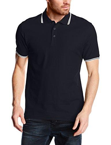b46fb96e Fruit of the Loom Men's Tipped Premium Polo Shirt - Buy Online in ...