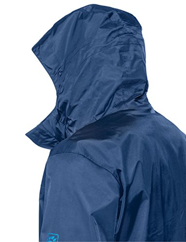 Jack Wolfskin Veste Nimrod Protection Météo ocean blue