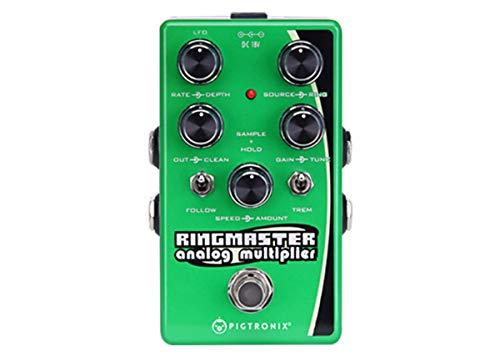 Pigtronix Ringmaster Analog Multiplier Ring Modulator Pedal