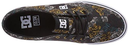 DC Shoes  Trase Tx Se J Shoe Kco, Sneakers basses femme Noir - Schwarz (CAMO BLACK- KCO)