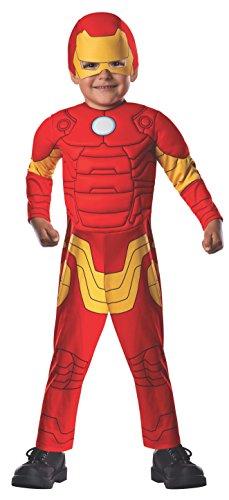 Rubie's Avengers Iron Man Kostüm Baby ()