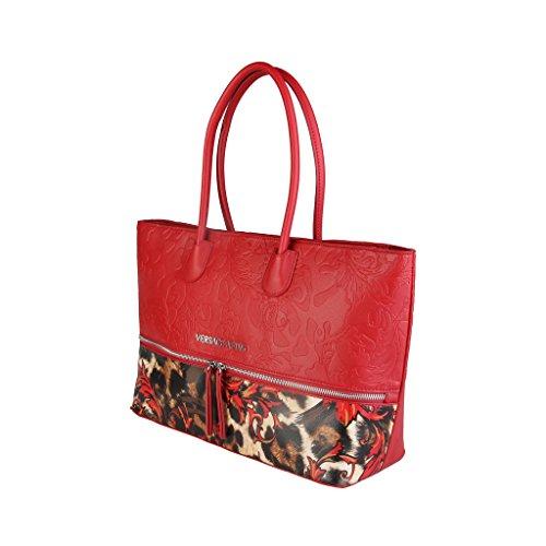 Versace Jeans , Sac pour femme à porter à l'épaule Rouge