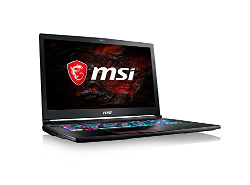 MSI GE73VR-7RF Laptop (Windows 10, 16GB RAM, 256GB HDD) Black Price in India