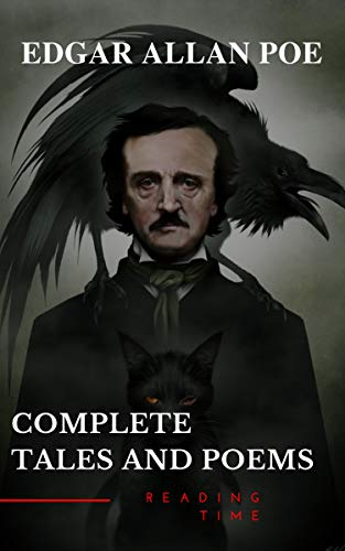 Edgar Allan Poe: Complete Tales and Poems: The Black Cat, The Fall of the House of Usher, The Raven, The Masque of the Red Death... (English Edition)