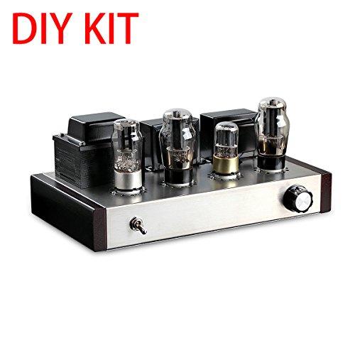 Nobsound Douk Audio Class A 6N9P+6P3P Tube Amp Stereo Amplifier DIY Kit HiFi 2.0 Channel Röhrenverstärker Verstärker-Bausatz 7W*2