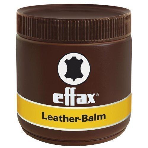 Preisvergleich Produktbild Effax Leder-Pflege - Sicherer Schutz gegen Feuchtigkeit - Hinterlässt einen brillanten Schimmer auf Glattledern - 500 ml Enthält Lanolin und Avocado-Öl
