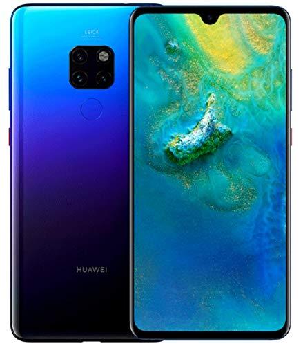 Huawei Mate 20 Smartphone da 128 Gb, Marchio Tim, Porpora