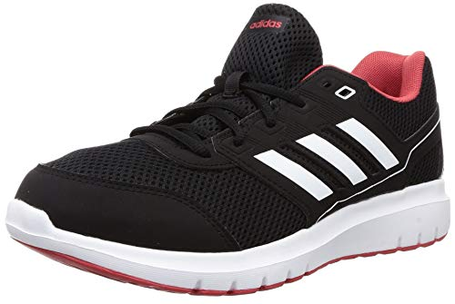 Adidas Duramo Lite 2.0, Zapatillas para Correr para Hombre, Núcleo Negro/Blanco FTWR/Rojo Gloria, 50...