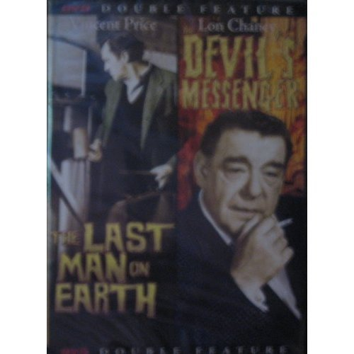 The Last Man on Earth & The Devil's Messenger (Double Feature) (Euro Messenger)