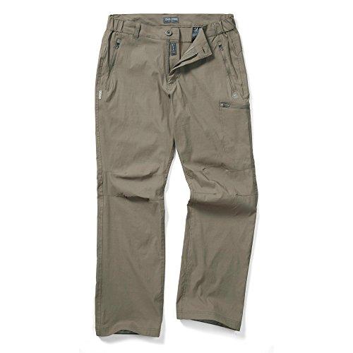 Craghoppers Kiwi Pro Active, Pantaloni Uomo Ciottolo