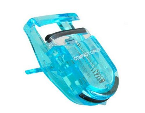 Mini lash curler / recourbe cils professionnels Outils de maquillage, bleu clair