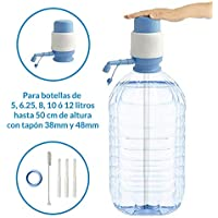 MovilCom® - Dispensador Agua para garrafas | Dosificador Agua garrafas Compatible con Botellas (Pet