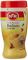 MTR Instant Badam Drink Mix Pet Jar, 500g