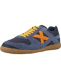 Calzado deportivo para hombre, color Azul , marca MUNICH, modelo Calzado Deportivo Para Hombre MUNICH GOAL 1346 Azul