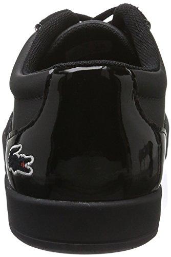 Lacoste Lyonella Lace 416 1, Sneakers basses femme Schwarz (Blk 024)