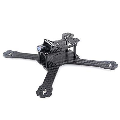 DroneAcc X210 Carbon Fiber FPV Race Quadcopter Frame like QAV-X210 QAV-X250 etc(4MM)
