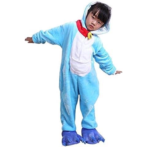 Auspicious beginning Bambini Pigiama costume cosplay Animalee Tutina Abbigliamento da casa Kigurumi Pigiama
