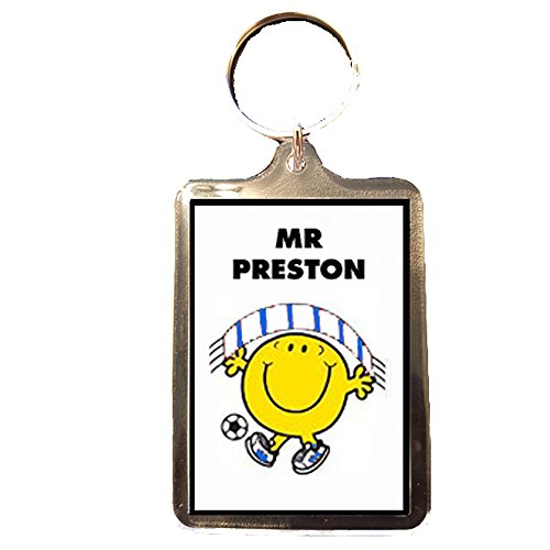 Preston North End F.C - Mr Football Keyring