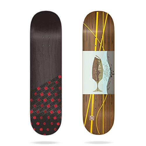 "Habitat Syvanen Harper Familiar Fish 8.0"" Skateboard Deck"