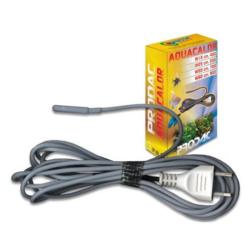 Prodac Heizkabel für Aquarien/Terrarien/Pflanzen - 7m (50W)