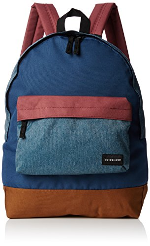 Quiksilver Everyday Edition Zaino Casual, 32 cm, Dark Denim
