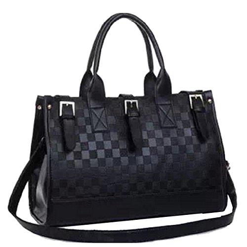 Mode Beutel Festen Black Praktisch Umhängetasche Retro Fashion Yy Handtaschen Extrinsische Beutel f Beutel Schulter Intrinsische Und fqwaRzwt