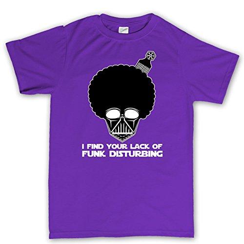 FunkMusicVaderSoulT ShirtPRL5XL XXXXXL Purple