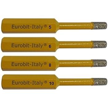 Terrassfix 4 mm//Terrassenschrauben 5 x 70 Terrassfix Abstandshalter 4//7 mm und Terrassenschraube Edelstahl SopaFix