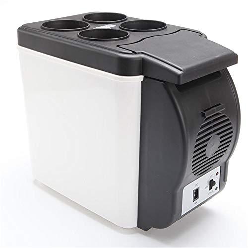 AUMING Glacière électrique Réfrigérateur de Voiture de Voiture Réfrigérateur de Voiture Portable Mini réfrigérateur Réfrigérateur de Camping Réfrigérateur à Double Usage