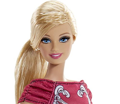Barbie Fashionista Pink