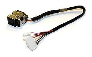 HP Pavilion dv6-2145sf version courte du câble (S'il vous plaît vérifier l'image) connecteur alimentation pc portable avec câble