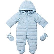Oceankids Bebé Niños Abrigo de Nieve Cochecito Una Pieza 0-24 Meses