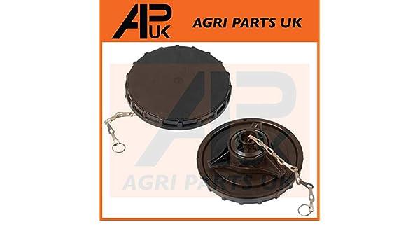 APUK Massey Ferguson 6140 6150 6160 6170 6180 6190 6235 6245 Tractor Fuel Tank Cap