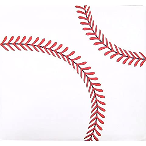 Darice 12-5003 Baseball Themed Scrapbook, 12 by 12-Inch by Darice