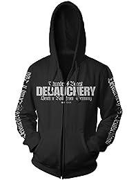 Debauchery Death n Roll 702491 Zip-Hood
