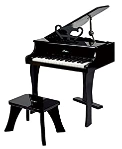 Hape Happy Grand Piano-Black