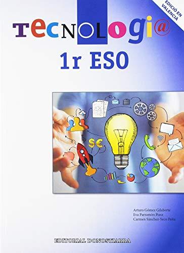Tecnologia 1r ESO - Edició en Valencià