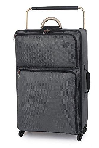 IT Luggage, Valise  gris gris charbon grand