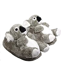 Sleeper'z - Koala - Chaussons animaux peluche - Homme Femme Enfant - Cadeau original