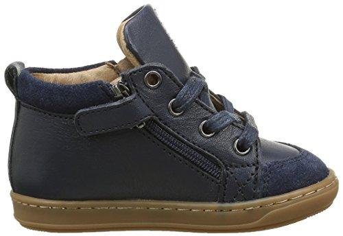 Shoo Pom Bouba Bi Z, Chaussures Premiers Pas Bébé Garçon Bleu (Lipiz Navy)