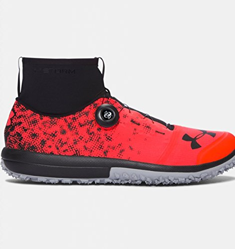 Under Armour Speed Tire Ascent Mid Scarpe Da Trail Corsa - SS17 Red