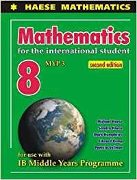 Mathematics IIB 8 MYP3