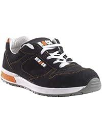 Zapatos de seguridad montantes S1-P Roma Herock negro 41 YkeXzkPW49