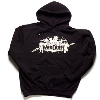 World of Warcraft Kapuzenpulli (Hoodie) XL