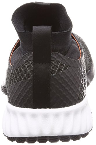 adidas Crazytrain Pro 3.0, Scarpe da Fitness Uomo Grigio (Carbon/core Black/hi-res Orange)