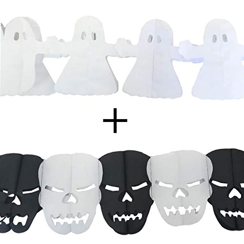 Cisne 2013, S.L. Pack de guirnaldas para Halloween, diseño...