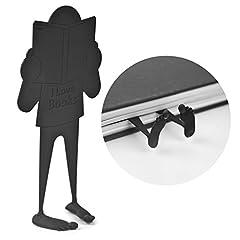Idea Regalo - Balvi-BookCrushsegnalibrocondisegnodivertentediunpersonaggioschiacciatodallibro.Inplasticaemisura13cm