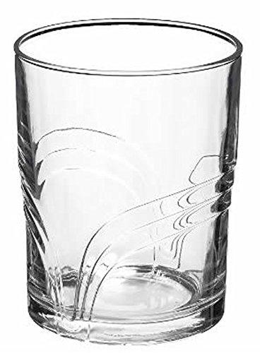 Pengo M48847 - Vaso arco agua pack 6 unidades