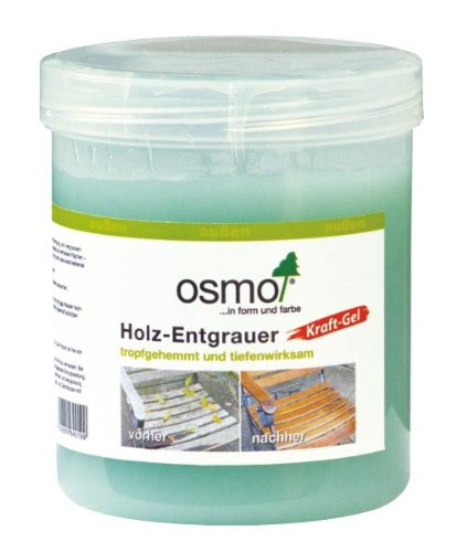 Preisvergleich Produktbild Osmo Holz Entgrauer Kraft Gel 500 ml